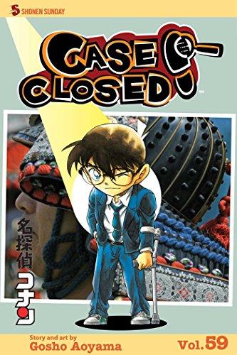 Case Closed Volume 59
