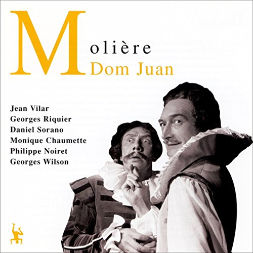 Dom Juan [French Version] cover art