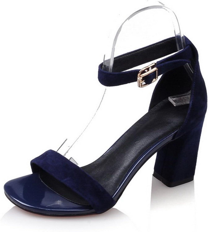 BalaMasa Womens Non-Marking Dress Mini-Size Urethane Sandals ASL05037