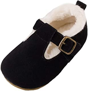 carozoo octopus black 2-3t soft sole leather toddler shoes