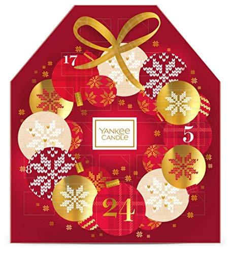 Yankee Candle Adventskalender XXL Advent Tower Geschenk-Idee Duftkerze Weihnachten Christmas