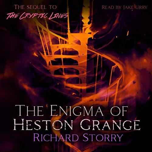 The Enigma of Heston Grange cover art