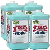 Zep Heavy-Duty TKO Hand Cleaner 128 oz. R54824 (Case of 4) Pump included - The GO-TO cleaner for Pros that actually works!