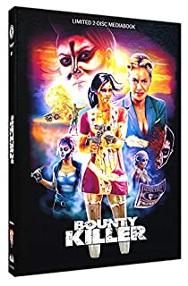 Bounty Killer - Mediabook - Cover B - Limited Edition auf 111 Stück  (+ DVD) [Blu-ray]