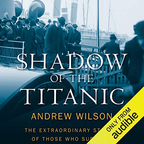 Shadow of the Titanic cover art