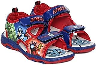 Marvel Boy's Avengers Sandals