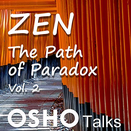 Zen: The Path of Paradox, Vol. 2 Titelbild