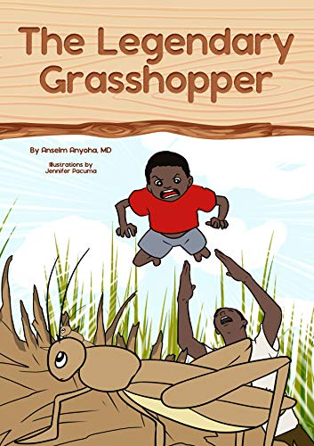 The Legendary Grasshopper: The One Who Led the Child into the Thorns (English Edition)