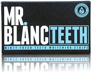 comprar comparacion Sr. Blanc dientes tiras de blanqueamiento - Pack de 2 semanas de suministro