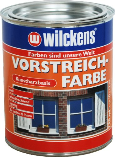 VORSTREICHFARBE WEISS 2,5L