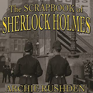 The Scrapbook of Sherlock Holmes cover art