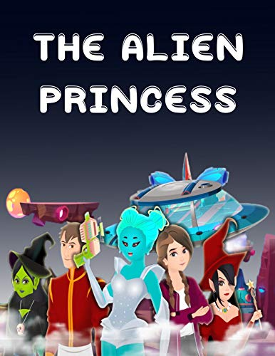 Alien Princess: English Cartoon | Moral Stories For Kids | Classic Stories