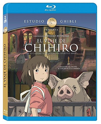 El Viaje de Chihiro [Blu-ray]