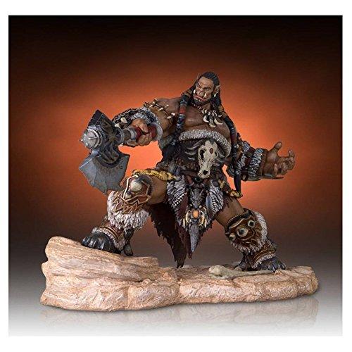 Warcraft-The Beginning Statue Durotan 32 cm