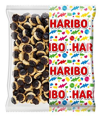 HARIBO - Flanbolo Caramel - Bonbons Aromatisés au Caramel - Sachet Vrac 1,5 kg