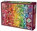 Cobble Hill 2000 Piece Puzzle - Rainbow - Sample Poster Included