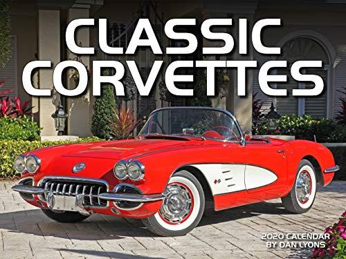 Classic Corvettes 2020 Wall Calendar