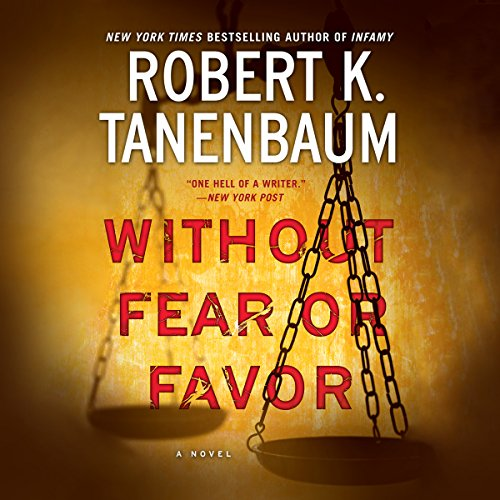 Without Fear or Favor copertina
