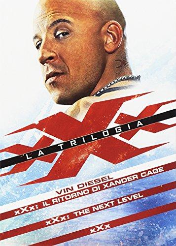 Xxx - La Trilogia (3 Dvd) (1 DVD)
