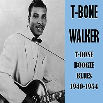 T-Bone Boogie Blues 1940-1954