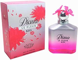 Mirage Diamond Collection Dahlia Le Fleur EDP, 100 Milliliter
