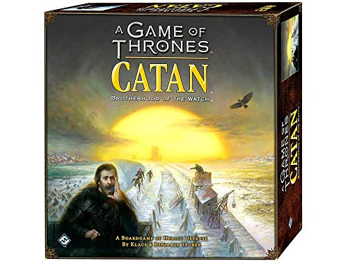 Catan Games of Thrones CN3015 Hermandad del Reloj