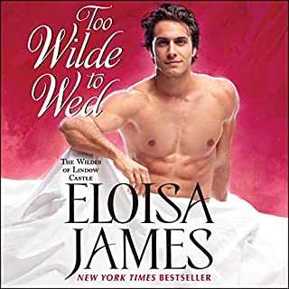 Too Wilde to Wed audiobook cover art