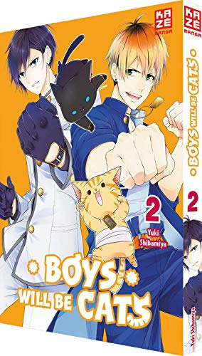 Boys will be Cats – Band 2 (Finale)