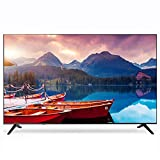 DEMAXIYA Televisores Inteligentes, Ali YunOS TV, 4K UHD Smart LED HD TV Bluetooth Control Remoto HDR, 1080p Full HD LED Smart TV