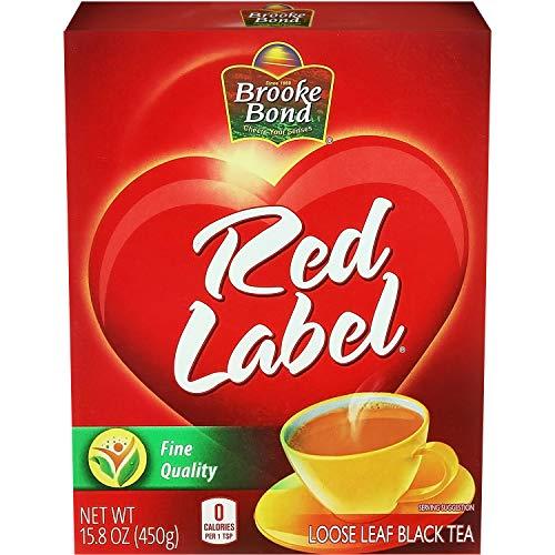 Brooke Bond, Red Label Loose Leaf Black Tea,...