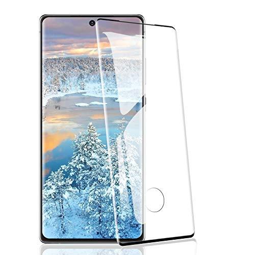 RIIMUHIR Vetro Temperato per Samsung Galaxy Note 20 Plus [2 Pezzi], Protezioni per Lo Schermo per Samsung Galaxy Note 20 Plus [9H Durezza] [9D Copertura Completa] [Senza Bolle] [HD Trasparente]