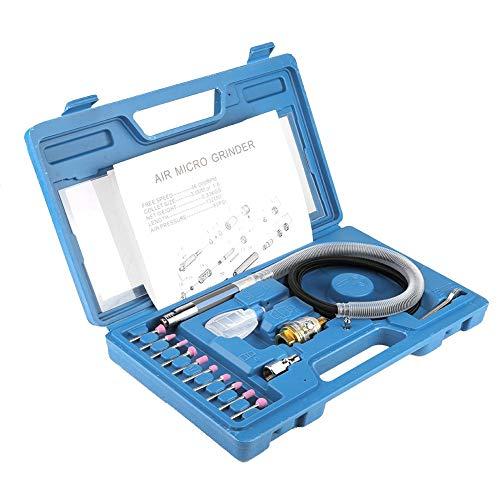 Perslucht slijper pneumatische haakse slijper, luchtslijper slijpmachine 650000RPM pneumatische hogesnelheidsschuurmachine Air de grinder tool