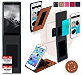 Cover for Lenovo ZUK Z1 Case | in Brown Leather |