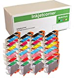 Inkjetcorner Compatible Ink Cartridges Replacement for CLI-8 for use with Pro9000 Mark II (32-Pack)