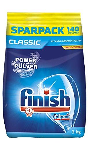 Finish Power Powder, 1er Pack (1 x 3 kg)