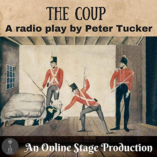 The Coup audiobook cover art