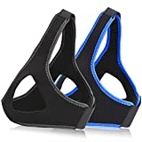 Noverlife 2 Pack Anti Snoring Chin Straps, Adjustable Snore Reduction Chin Strips, Stop Snoring Chin Strap Jaw strap, Anti Snore Mask Band Snore Relief for Men Women