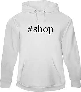 #Shop - Men's Hashtag Pullover Hoodie Sweatshirt