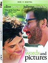 Words And Pictures [DVD + Digital]