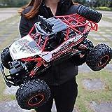 Todo Terreno 1/12 4WD RTR Rock Crawlers 4x4 de conducción de coches Doble motores de accionamiento pie grande del coche 2.4G teledirigido de radio del coche modelo Off-Road de vehículos de juguetes ed