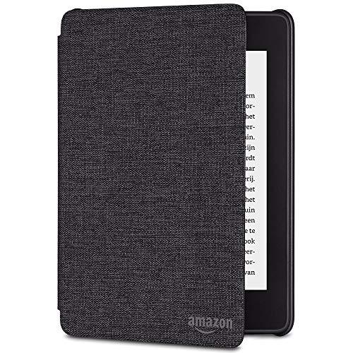 Amazon Kindle Paperwhite Waterbestendige hoes van textiel, 10de generatie 2018, antraciet