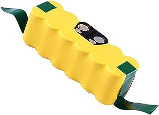 OKEY 交換 ルンバ用 リチウムイオンバッテリー ルンバ バッテリー 掃除機用交換バッテリー 14.4V 3800mAh超大容量 500 600 700 800 900シリーズ対応 バッテリー 550 620 770 780 870 880など対応