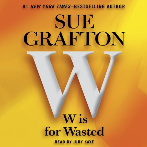 W Is for Wasted cover art