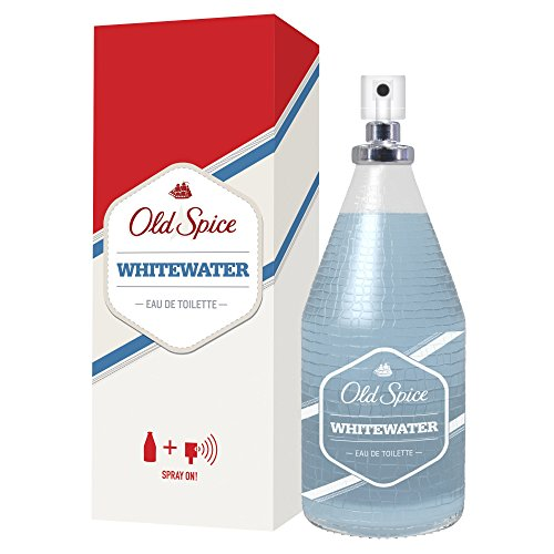 Old Spice Eau de Toilette Whitewater, 1er Pack (1 x 100 ml)