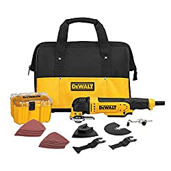 DEWALT DWE315K - Rated best oscillating tool overall