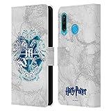 Head Case Designs Officiel Harry Potter Hogwarts Aguamenti Deathly Hallows IX Coque en Cuir à...