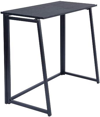 MEUBLE COSY travail à distance table de bureau Bureau en métal - bureau informatique - table de travail - 80x44x74CM