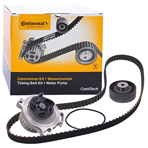 Continental CONTITECH CT660WP1 Wasserpumpe + Kit Zahnriemen-Satz