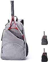 QCWN Tennis Racket Backpack Racquet Tennis Bag Tennis Backpack for Adults Men Women..