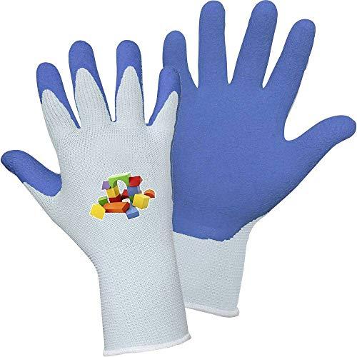 Gants de protection enfants L+D Griffy 14911 Nylon avec revêtement latex Taille 4